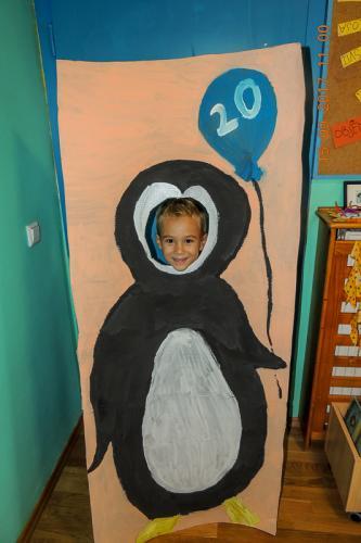 Pingvinov 20.rojstni dan